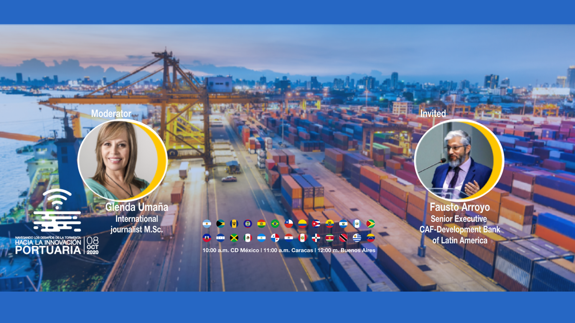 Launch of the new portal of the Network of Digital  and Collaborative Ports